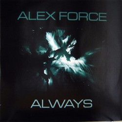 Alex Force  – Always (2 MANO,COMO NUEVO¡ TEMAZO REMEMBER¡¡)