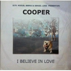 Cooper – I Believe In Love (ORIGINAL + REMIX,VIRTUAL RECORDS¡¡)