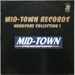 Mid-Town Records Hardcore Collection 1 (2 MANO,CENTRAL RECORDS)