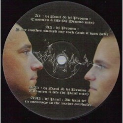 DJ Paul  & DJ Promo  - Enemies 4 Life(TEMAZO¡¡)