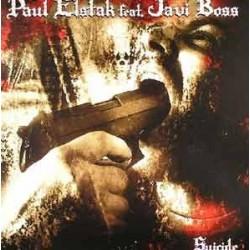 Paul Elstak Feat. Javi Boss – Suicide (2 MANO,COMO NUEVO)