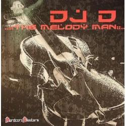 DJ D – The Melody Man (2 MANO,HARDCORE BLASTERS¡¡ DISCO DOBLE MUY BUENO¡¡)