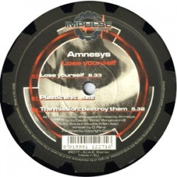 Amnesys – Lose Yourself (IMPULSE RECORDS)
