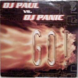 DJ Paul vs. DJ Panic – Go(2 MANO,FORZE RECORDS)