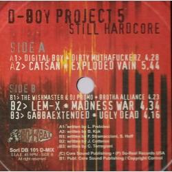 D-Boy Project 5 - Still Hardcore (2 MANO)