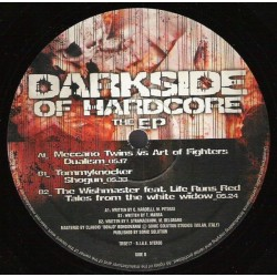 Darkside Of Hardcore - The EP (TRAXTORM RECORDS¡¡ TEMAZO AOF)