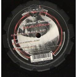 Nuclear Device – L.O.S.T. U B.O.Y.Z.(2 MANO,IMPULSE RECORDS)