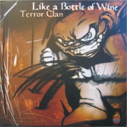 Terror Clan  – Like A Bottle Of Wine (2 MANO,HARDCORE¡¡ CARA B BUEN TEMA JUMPER¡)