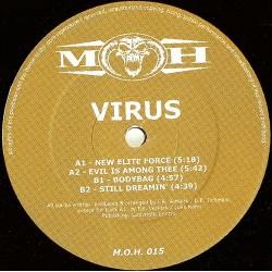 Virus  – New Elite Force(2 MANO,MASTERS OF HARDCORE¡¡