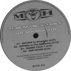The Masochist  – The 8th Domain (2 MANO,MASTERS OF HARDCORE¡¡ CORTE B2 TEMAZO JUMPER¡¡))