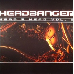 Headbanger – Head 2 Head Vol. 2 (MEGARAVE RECORDS,TEMAZO¡¡)