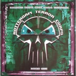 Rotterdam Terror Corps contra Headbanger  – Psycho Game(2 MANO,MEGARAVE RECORDS)