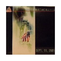 American Hardcore Alliance – Sept. 11, 2001 (2 MANO,H2O RECORDINGS)