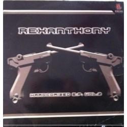 Rexanthony – Hardcorized EP (2 MANO,SELLO HCB)
