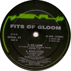 Fits Of Gloom - To Love(COPIA ITALIANA NUEVA¡¡ TEMAZO REMEMBER¡¡)