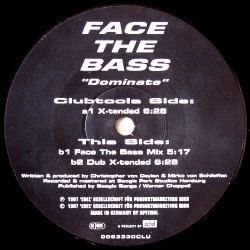 Face The Bass  – Dominate (2 MANO,PELOTAZO COLISEUM¡¡)