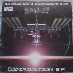 DJ Ricardo  & Corrosive DJs – Codification EP(2 MANO,TEMAZO COLISEUM¡¡)