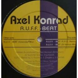 Axel Konrad – RUFF Beat (2 MANO,PELOTAZO CHOCOLATERO¡¡)