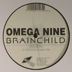 Omega Nine – Brainchild(PROGRESSIVE BRUTAL¡¡ TEMAZO¡¡)