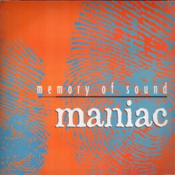 Memory Of Sound – Maniac (REEDICIÓN SELLO RETRO FUTURE GOLD)