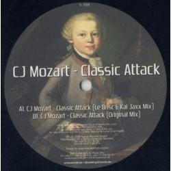 CJ Mozart - Classic Attack(HARDSTYLE BRUTAL¡¡)