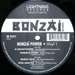 Bonzai Power Vinyl 1(TEMAZOS BONZAI,COPIAS NUEVAS)