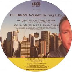 DJ Dean – Music Is My Life (PROGRESIVO BRUTAL¡¡)