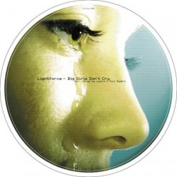 Lightforce – Big Girls Don't Cry / Right Here Waiting