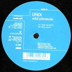 Unix – Wild Pleasure (NUEVO)