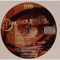 Patrick Bunton – Back On Track