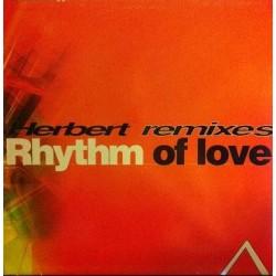 Herbert - Rhythm Of Love (Remixes)(CANTADITO REMEMBER,COPIAS NUEVAS)