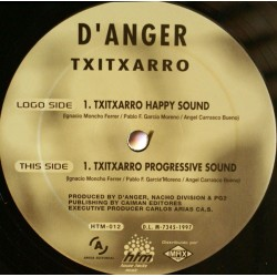 D'Anger – Txitxarro (NUEVO,TEMAZO REMEMBER)