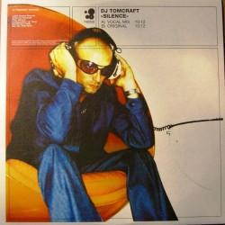 DJ Tomcraft  – Silence (2 MANO,MELODIA)