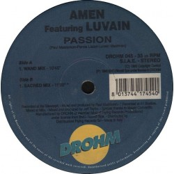Amen - Passion (SELLO DROHM¡¡)
