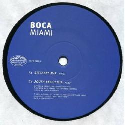 Boca - Miami Boca – Miami (2 MANO,TECHNO)