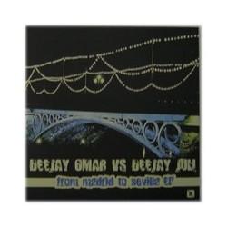 Deejay Omar vs. Deejay Juli – From Madrid To Sevilla EP(2 MANO,COMO NUEVO¡¡)