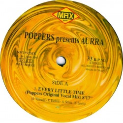 Poppers Presents Aurra - Every Little Time