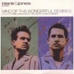 Blank & Jones – Mind Of The Wonderful (Remixes) (2 MANO,DISCO DOBLE COMO NUEVO¡¡ VOCAL REVIVALERO¡¡))