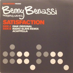 Benny Benassi Presents The Biz – Satisfaction (2 MANO,COMO NUEVO¡¡ ,TODO UN CLÁSICO¡¡)