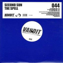 Second Sun – The Spell (2 MANO,VOCAL DE CALIDAD¡¡)