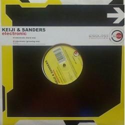 Keiji & Sanders – Electronic (2 MANO,TECHNAZO¡¡¡)
