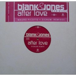Blank & Jones – After Love (2 MANO,COMO NUEVO¡¡)