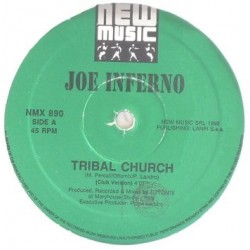 Joe Inferno – Tribal Church (2 MANO,CARPETA GENÉRICA.TEMAZO¡¡)
