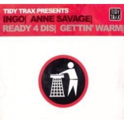 Ingo & Anne Savage - Ready 4 Dis / Gettin' Warm