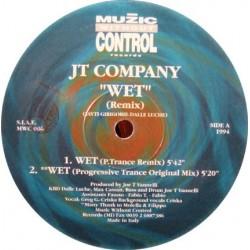 JT Company – Wet (Remix) (2 MANO,TEMAZO ITALO DEL 94)