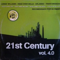 21st Century Vol. 4.0 (2 MANO,INCLUYE LOREE WILLIAMS-HEAD OVER HEELS-DONT MAKE ME WAIT  & ORLANDO-HERE COMES THE NIGHT)