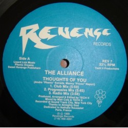 Alliance – Thoughts Of You(2 MANO,CLASICO GUITARREO)