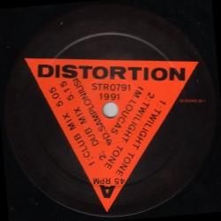Distortion – Twilight Tone (2 MANO,TEMAZO DEL 91¡¡  BARRACA¡¡)