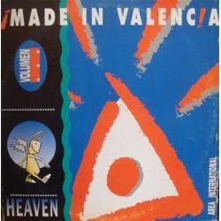 Made In Valencia – Volumen 1 (2 MANO,TEMAZO SELLO AREA INTERNACIONAL COMO NUEVO¡¡¡  HEAVEN¡¡)