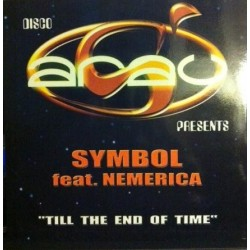 Disco Arao presents Symbol - Till the end of time(SELLO FALCÓ,RAREZA¡¡ DISCO NUEVO¡¡)